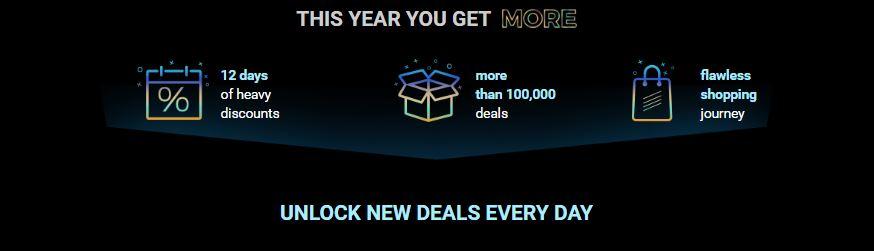 Jumia Black Friday - 12 days of amazing deals